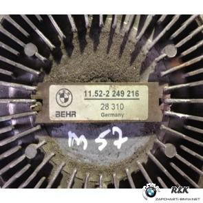bmw x5 3.0d m57 муфта вентилятора