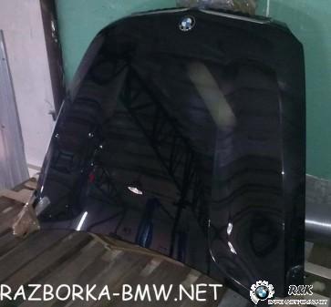 41617273439 Капот Б/У BMW X5 E70 LCI