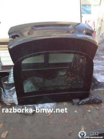 Багажная дверь (Ляда) BMW X6 E71 со стеклом