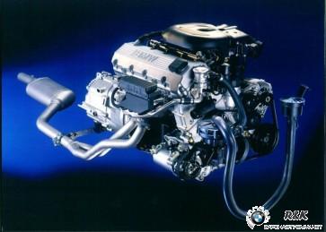 Двигатель M43B16