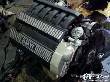 Двигатель M50TUB20 VANOS