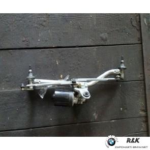 Механизм стеклоочистителей БМВ Е46 :: 61617071693