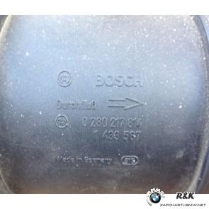 Термоанеметрический расходомер воздуха, BMW E39, E38, X5 E53, Z8 E52