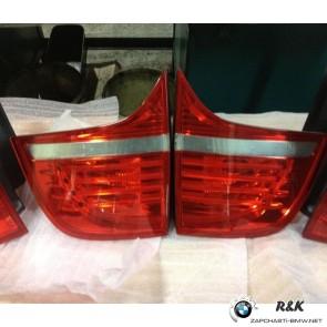 Задние стопы на крышку багажника BMW X6 X71