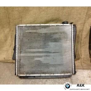 Радиатор водяного охлаждения(без бачка) BMW E46 M43
