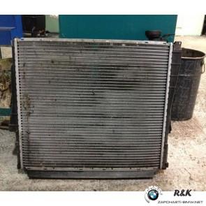 Радиатор водяного охлаждения (без бачка) BMW E46 M43