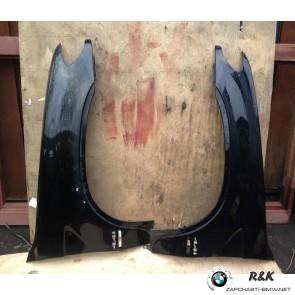 Крыло L BMW X5 E53 до рейстайл