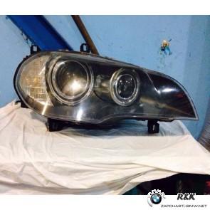 Фара правая БМВ X5 Купить :: Фара правая BMW E70 :: 63117288992