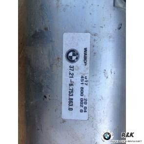 Ресивер воздушный, BMW X5 E53