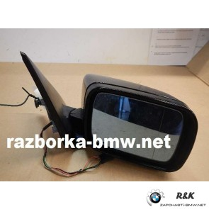 Наружное зеркало с обогревом (Правое) BMW E46