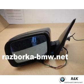 Наружное зеркало с обогревом (Левое) BMW E46