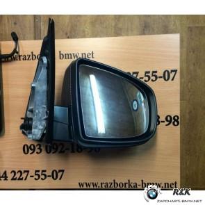 Б/У Правое зеркало на BMW X5 E70 X5 E70LCI/51167179642