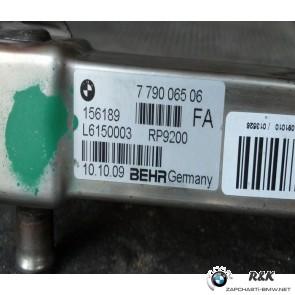 Охладитель ОГ BMW X5 E70