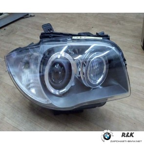 Фара Правая BMW 1 series Dynamic Xenon :: 63117181294