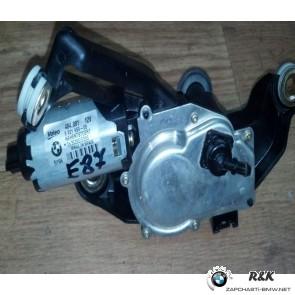Э/двигатель стеклоочист. заднего стекла BMW 1' E87