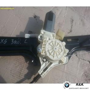 Стеклоподъемник с электроприводом Зд Л на BMW X6 seria E71/51357197303