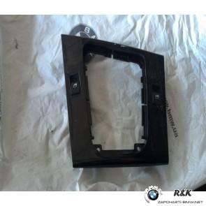 Панель с кнопками стеклоподьемника BMW E46