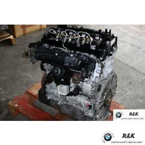 Б/У Двигатель diesel N47D20C на BMW
