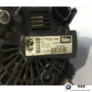 Компактный генератор 170А BMW N57N2