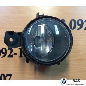 Б/У Правая Противотуманная фара на BMW 1 series E81 E82 E87 E88 BMW X1 E84 BMW X3 E83 LCI BMW X5 E70/ E70 LCI/63176924656