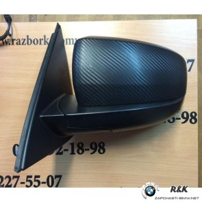 Б/У Левое зеркало на BMW X5 E70 X5 E70LCI/51167179641
