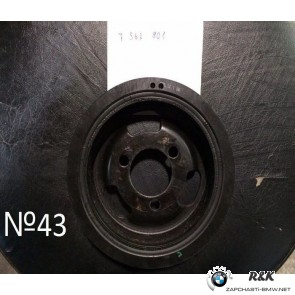 Демпфир крутильных колебаний на BMW 1 seria F21 а так же подходит на BMW 3 seria F30 ,BMW 1 seria F20/11237562801