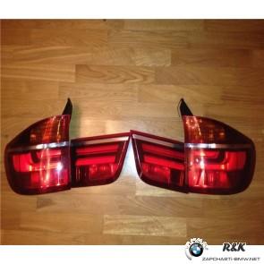 Фонари задние BMW X5 E70 LCI
