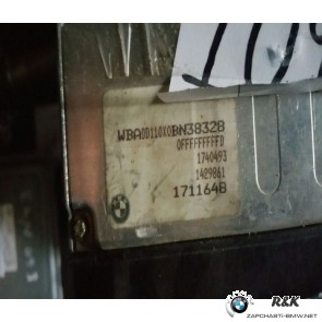 Блок ЭБУ BMW E39  520i  M52 1997/05 (BN38328)/12141711648