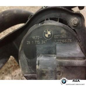 Воздушный нагнетатель BMW E46