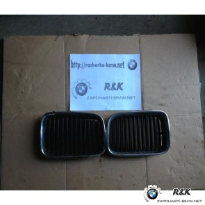Декоративная решетка L радиатора BMW E36