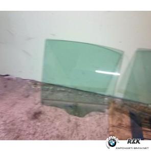 Стекло заднее боковое левое дверное BMW 7 E65 2002 г.
