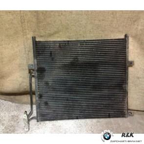Радиатор кондиционера BMW E46 M43