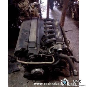 Двигатель M51B25,