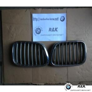 Декоративная решетка L, BMW X5 E53, до рейстал