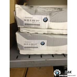 Задний тормозной диск BMW X3 E83