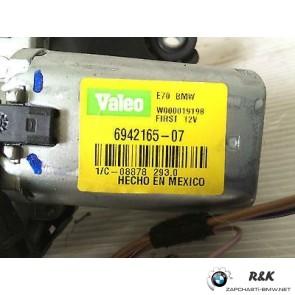 Валео мотор с двоником  на BMW X5 seria E70/67636942165