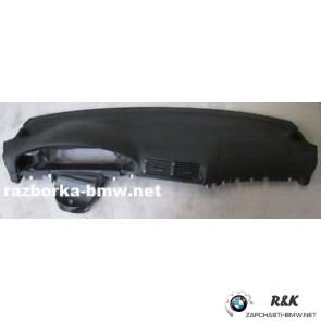 Облицовка панели приборов BMW E39 (Тарпеда) голая