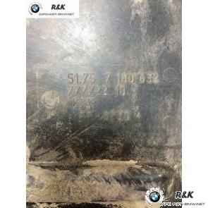 Экран моторного отсека передний на BMW X6 seria E71/51757180632