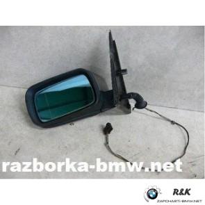 Наружное зеркало с обогревом BMW E39 (Левое)