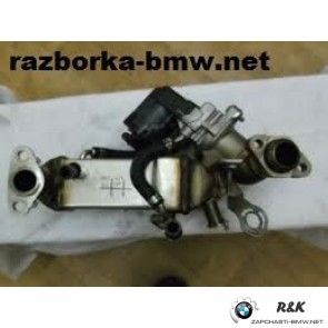 Охладитель ОГ на BMW3 seria E93/11717805446