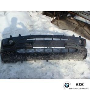 Бампер передний Б/У X5 4.6is