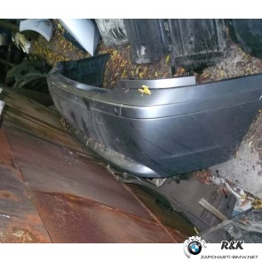 Задний бампер BMW E65