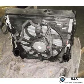 Кассета радиаторов Х5 E70