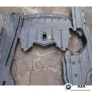 Защита днища (правая) BMW X5 E70