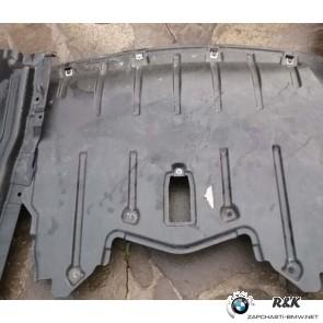 Экран моторного отсека BMW E70 :: 51757233967
