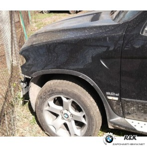 Крыло L BMW X5 E53 рестайл