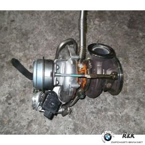 Оборотный турбонагнетатель BMW 5.0 N63