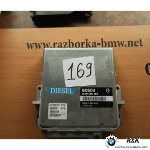 Блок управления мотора DME Diesel Bosch BMW 5 seria E34
