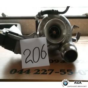 турбина с коллектором n47 BMW  E81 E87LCi E88 E90LCI E91LCi E92  E93  E60LCI E61LCi X1 E84 X3 E83LCi/11658506892