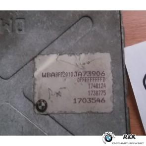 Блок управления мотором E36 320i купе 1993/06 (Ja73906)